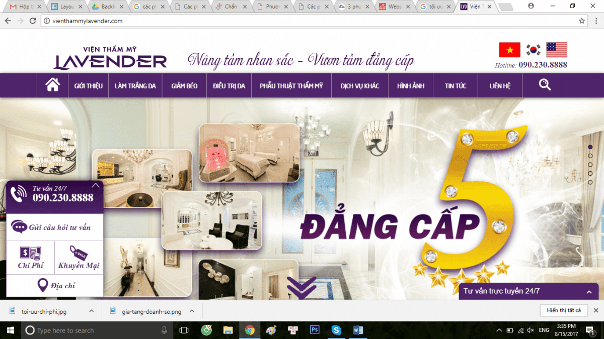 layout-website-spa