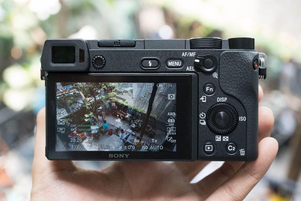 thiết kế website bán hàng cho máy ảnh, máy quay